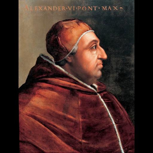 Papa Alexandre VI dividiu o Novo Mundo entre Espanha e Portugal