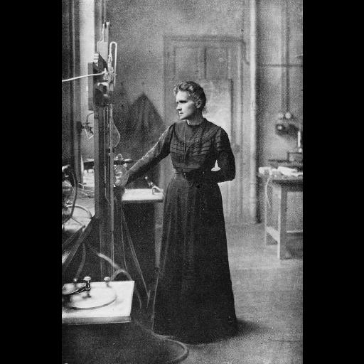 Nasceu a química Marie Curie