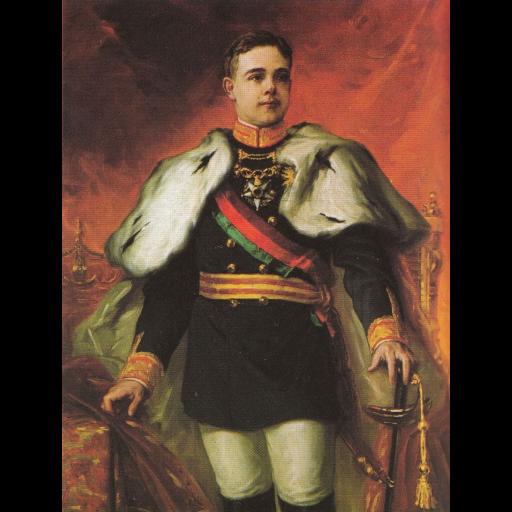 Nasceu o rei D. Manuel II