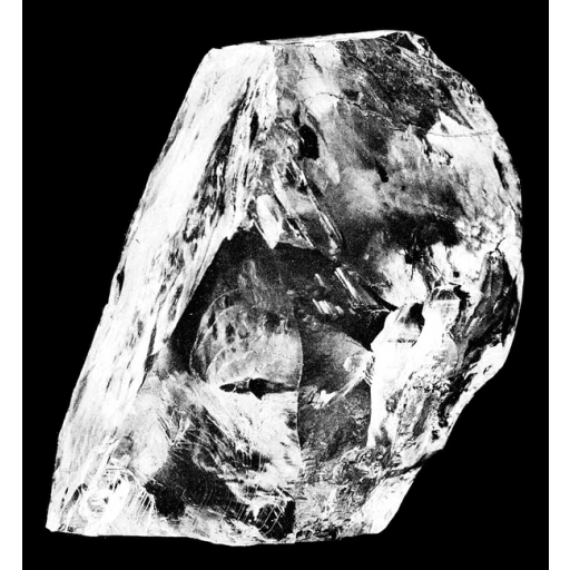 Foi encontrado o maior diamante do mundo, o Diamante Cullinan