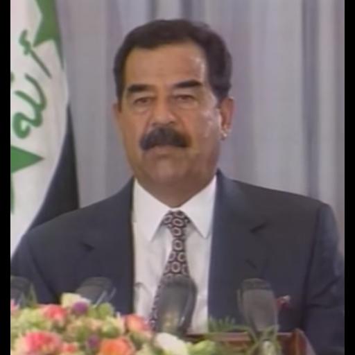 Começou o julgamento de Saddam Hussein
