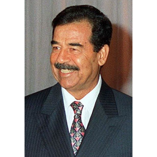 Saddam Hussein foi capturado