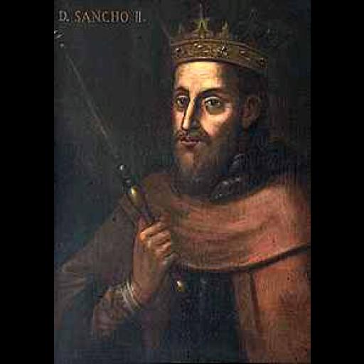 Nasceu o rei D. Sancho II