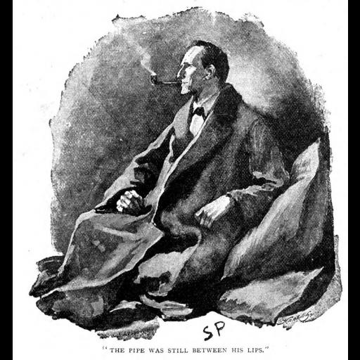Foi publicado o primeiro romance policial de Sherlock Holmes