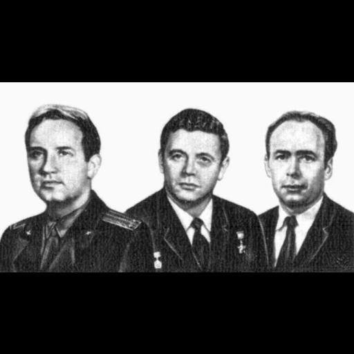 Faleceram os três tripulantes da nave espacial soviética Soyuz 11