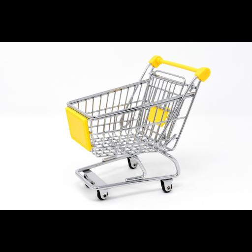 Goldman inventou o carrinho de compras